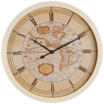 ساعت دیواری لوتوس مدل 8839