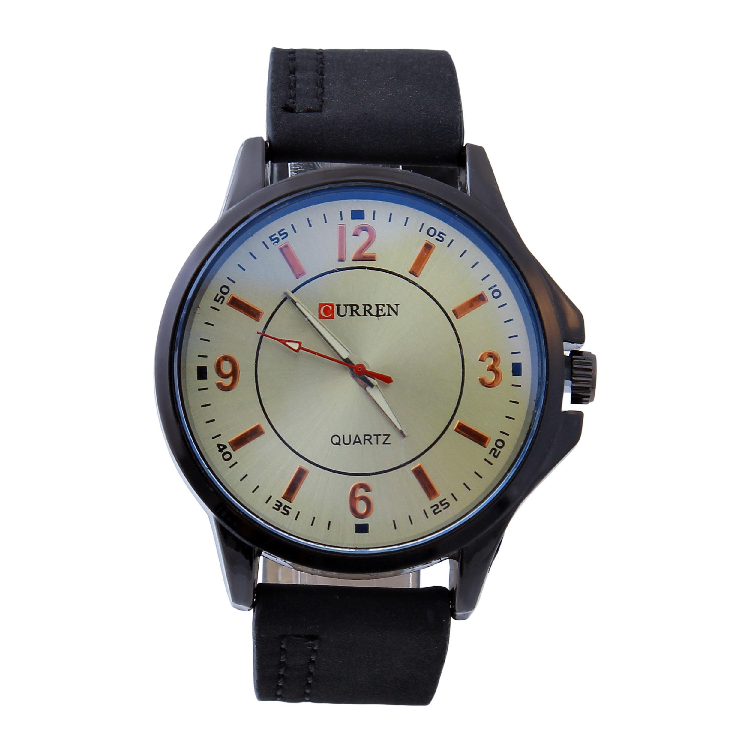 خرید                                        ساعت مچی عقربه ای مردانه کد WHM_125                     غیر اصل