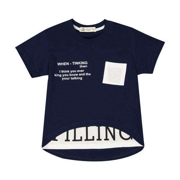 تی شرت پسرانه نونا مدل 2211264-59