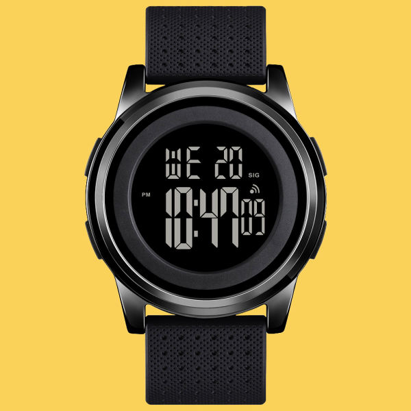 ساعت مچی دیجیتال مردانه اسکمی مدل 1502 BK