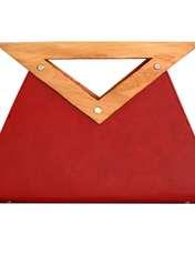 کیف زنانه دالاوین مدل دسته چوبی -  - 5