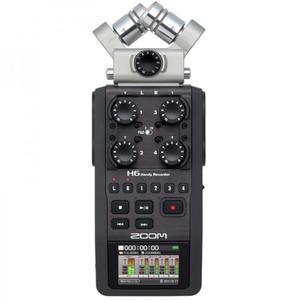 ضبط کننده حرفه ای صدا زوم مدل H6 PRO