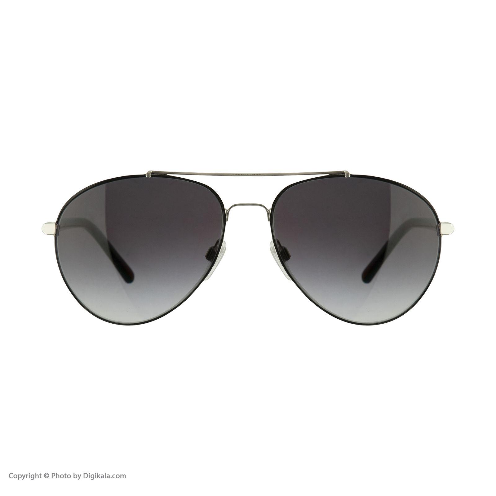 عینک آفتابی زنانه بربری مدل BE 3089S 10058G 58 -  - 3