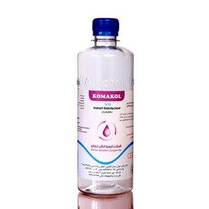 محلول ضدعفونی کننده کماکل کد 001 حجم 500 میلی لیتر