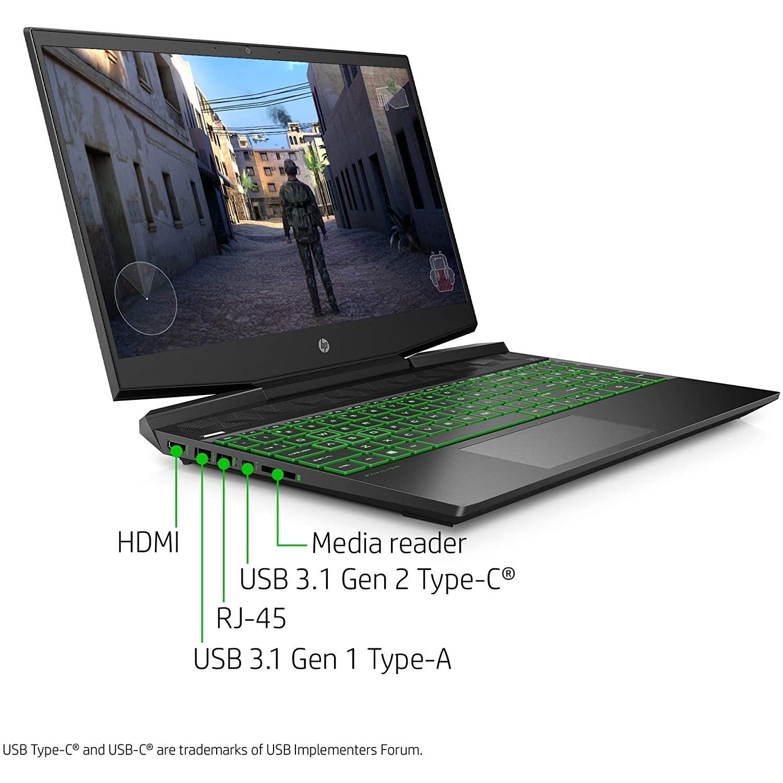 لپ تاپ 15.6 اینچی اچپی مدل pavilion 15-dk0096wm