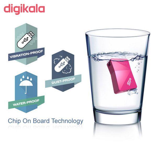 فلش مموری سیلیکون پاور مدل Touch T08 ظرفیت 32 گیگابایت main 1 5