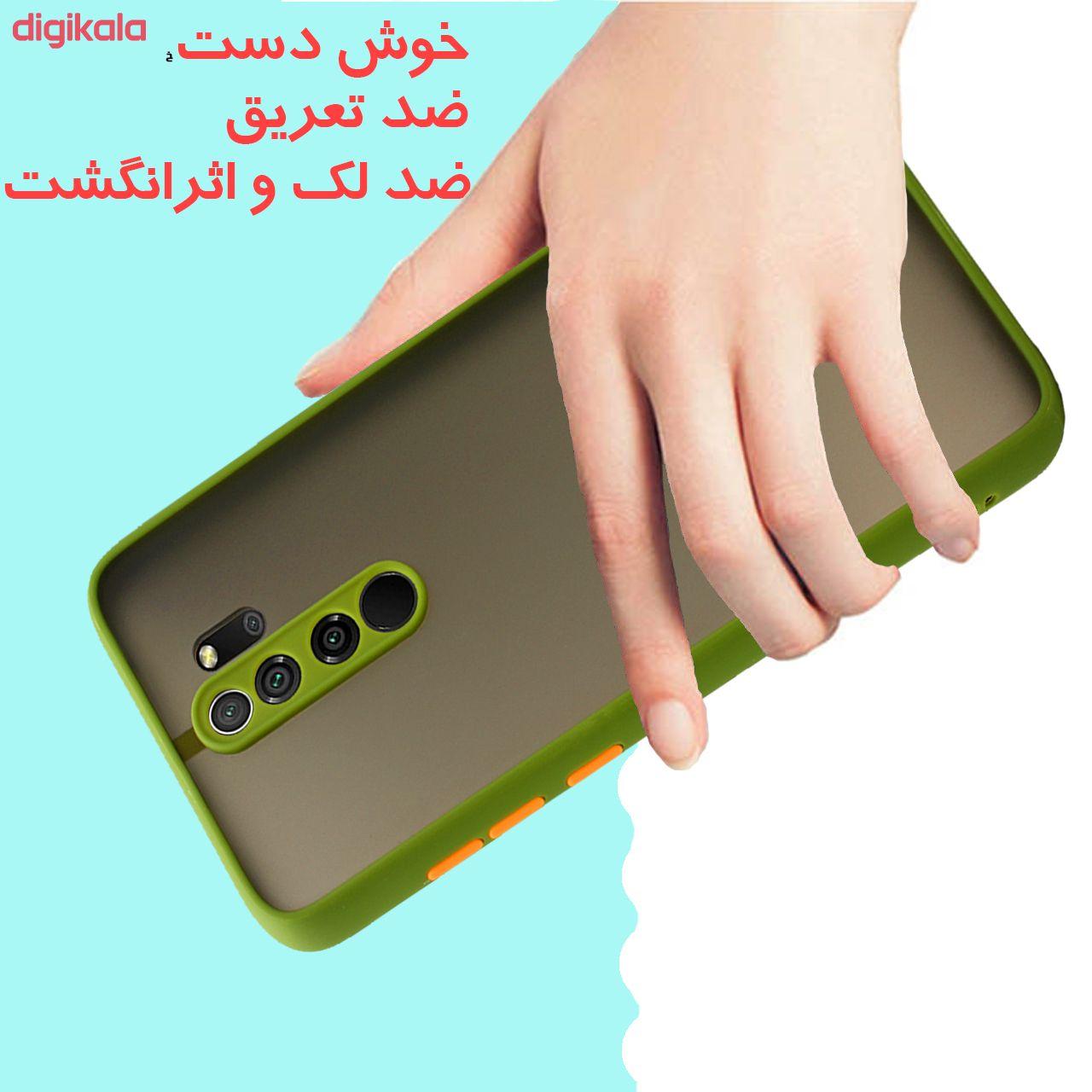 کاور کینگ پاور مدل M22 مناسب برای گوشی موبایل شیائومی Redmi Note 8 Pro main 1 4