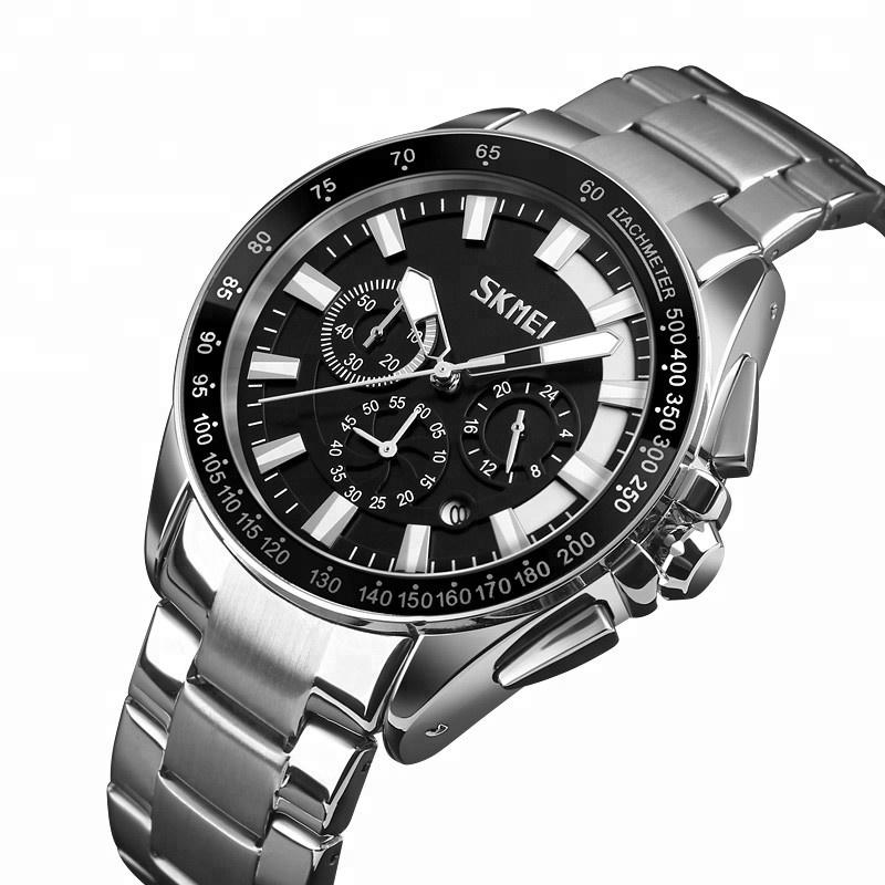 ساعت مچی عقربهای مردانه اسکمی مدل 9167