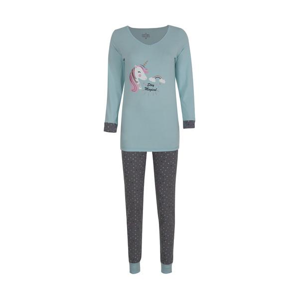 ست تی شرت و شلوار راحتی زنانه ناربن مدل 1521253-50