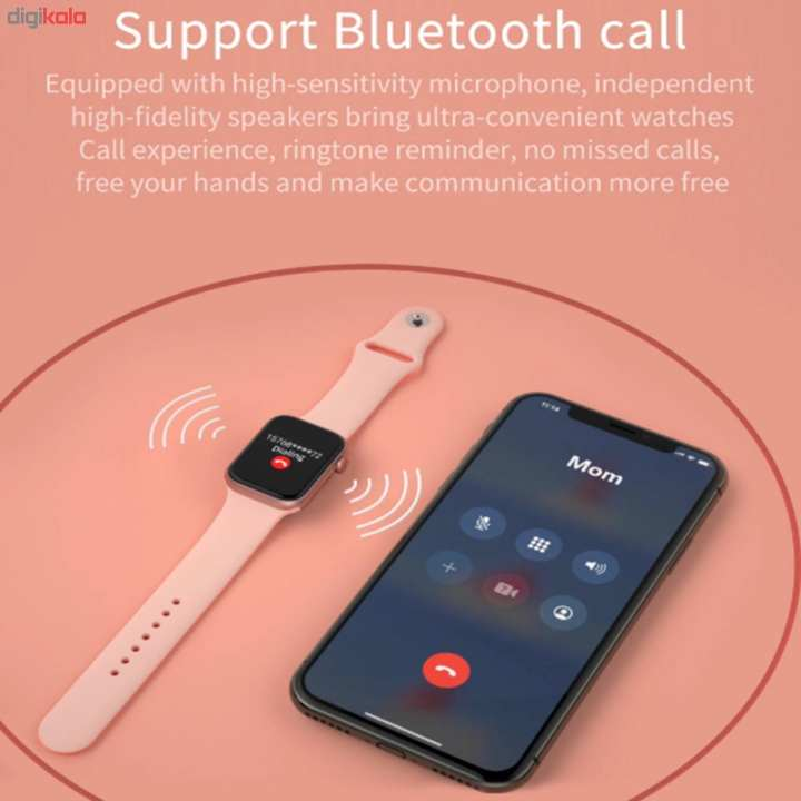 ساعت هوشمند مدل K8 thumb 2 22