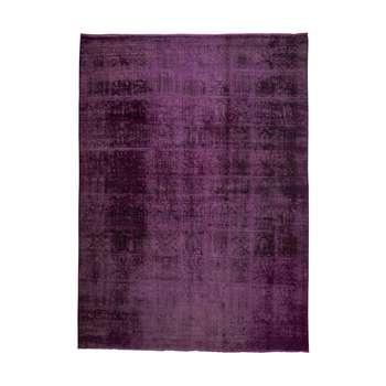 فرش دستبافت رنگ شده هشت متری کد 1345