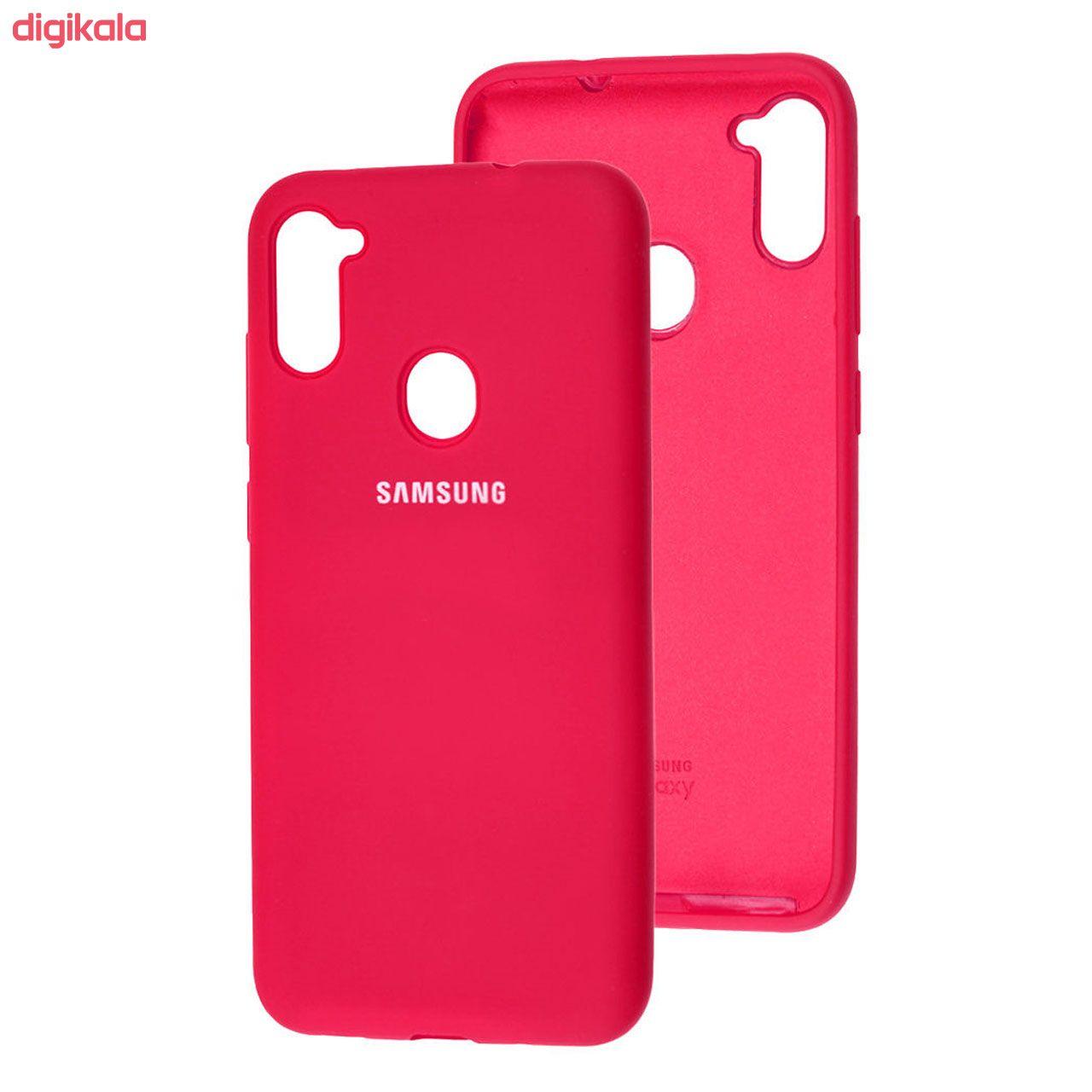 کاور مدل SLCN مناسب برای گوشی موبایل سامسونگ Galaxy A11 main 1 10