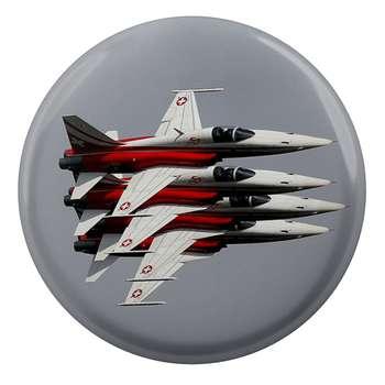 پیکسل طرح هواپیما جنگی مدل S2648