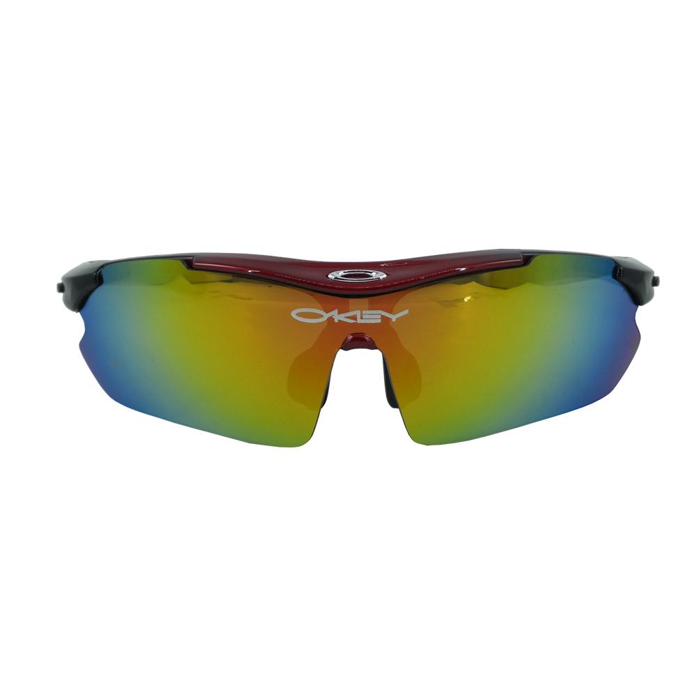 عینک آفتابی اوکلی مدل radar custom M2