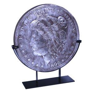 مجسمه بالینکو طرح سکه مدل DS0071
