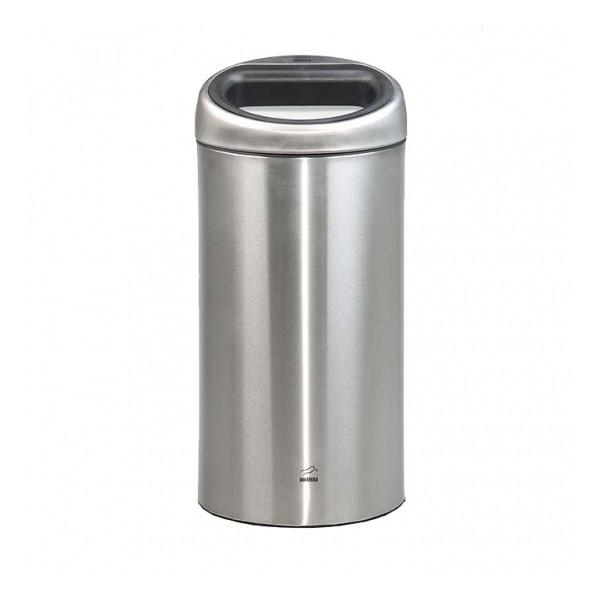 سطل زباله 45 لیتری بهازکالا مدل اسلش کد 045