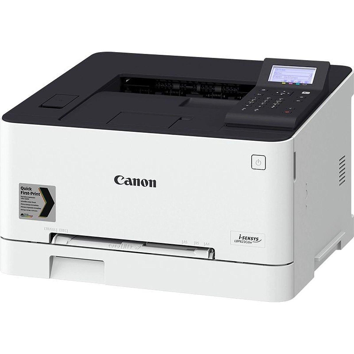 پرینتر لیزری رنگی کانن مدل i-SENSYS LBP623Cdw