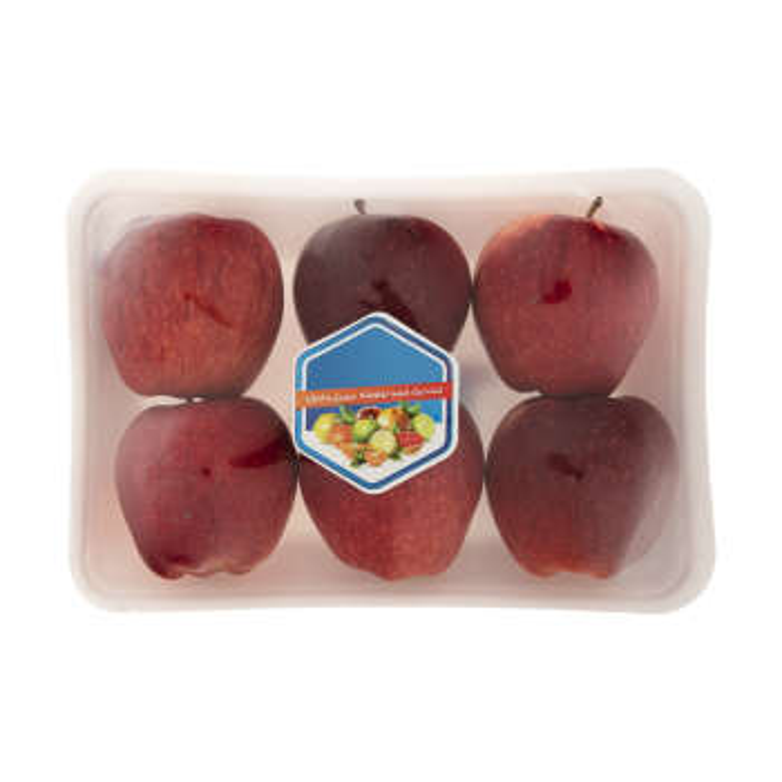 سیب قرمز میوه پلاس - 1 کیلوگرم