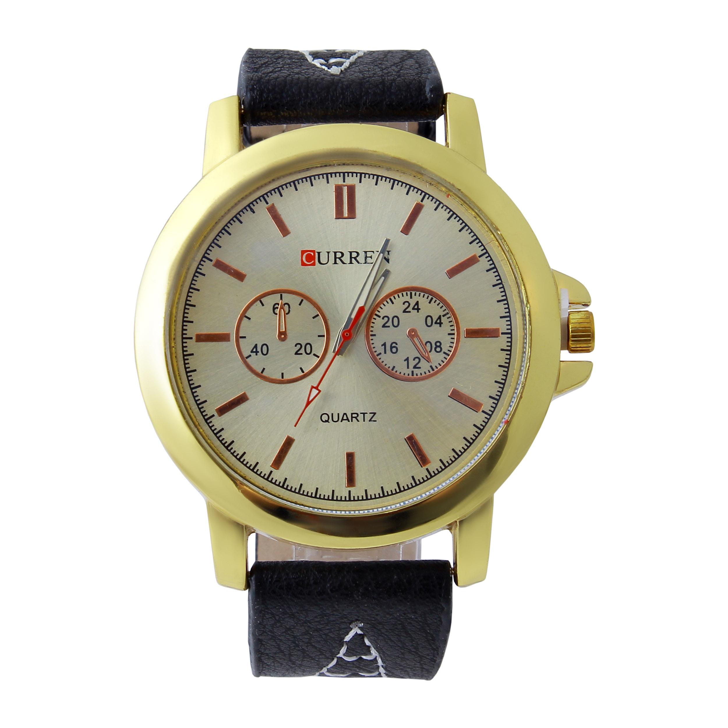 ساعت مچی عقربه ای مردانه کد WHM_110              خرید (⭐️⭐️⭐️)