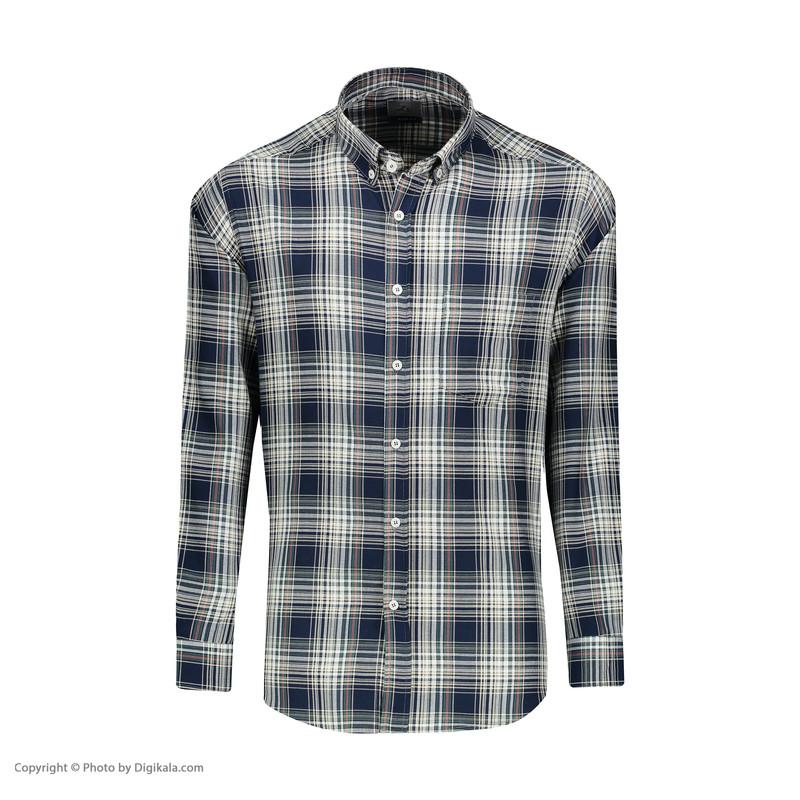 پیراهن آستین بلند مردانه زی مدل 1531340MC