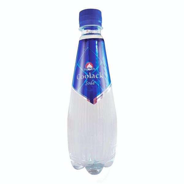 نوشیدنی سودا ساده کولاک - 0.5 لیتر
