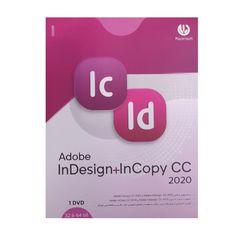 مجموعه نرم افزار Adobe InDesign+InCopy CC 2020 نشر رایان سافت