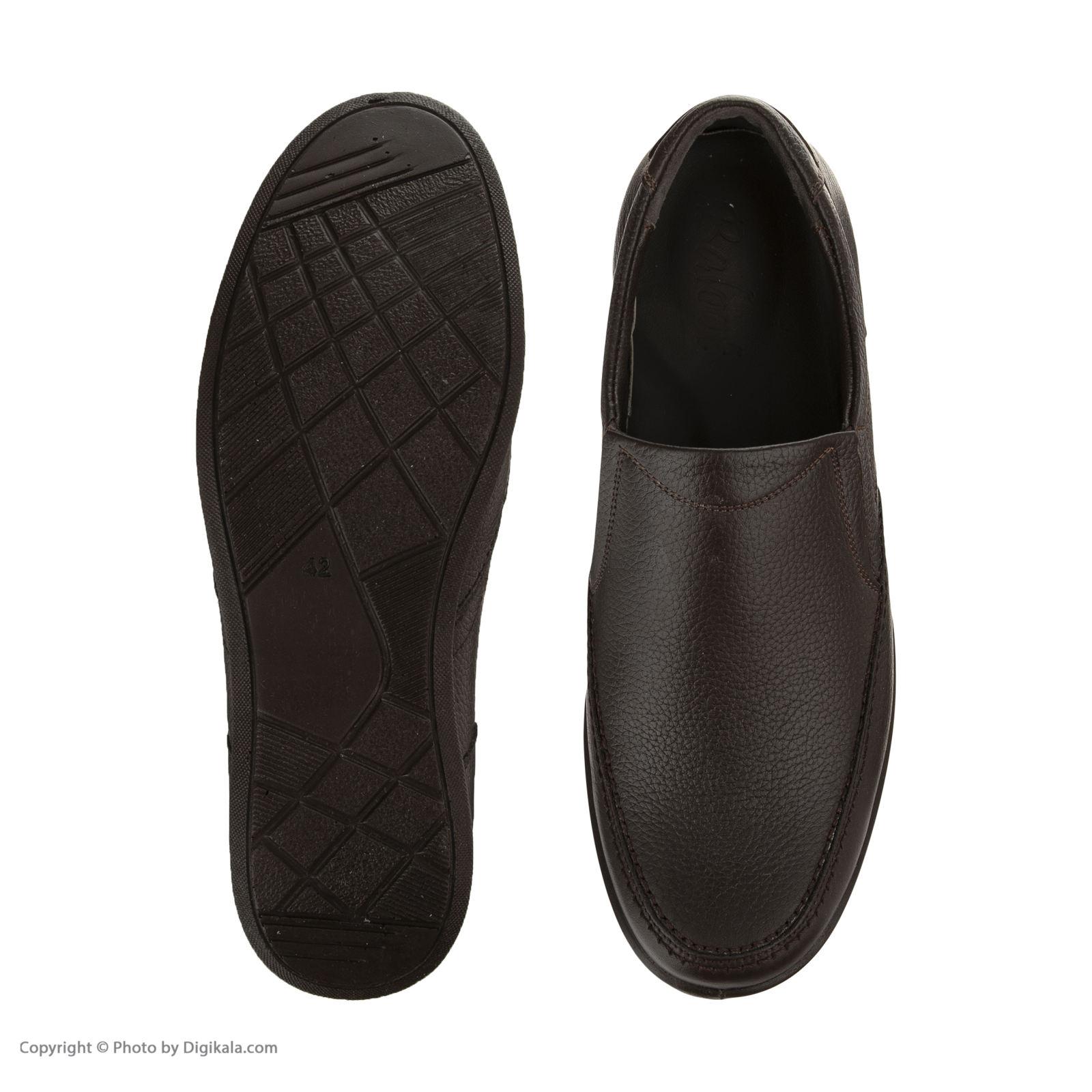 کفش روزمره مردانه بلوط مدل 7296A503104 -  - 4