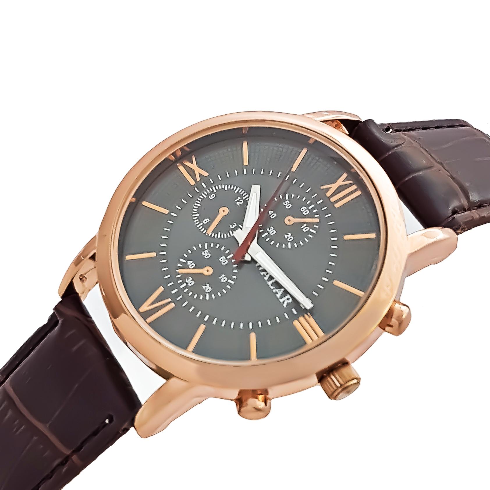 ساعت مچی عقربهای مردانه والار کد VS4509              اصل