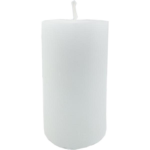 شمع مدل استوانه ای کد 100113