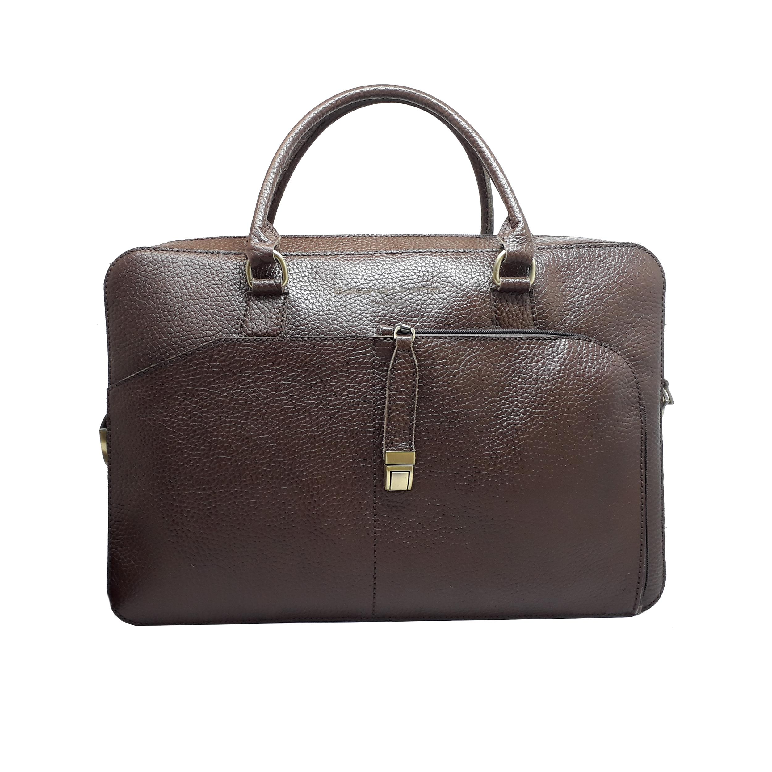 کیف اداری مردانه چرم بارثاوا مدل 1103