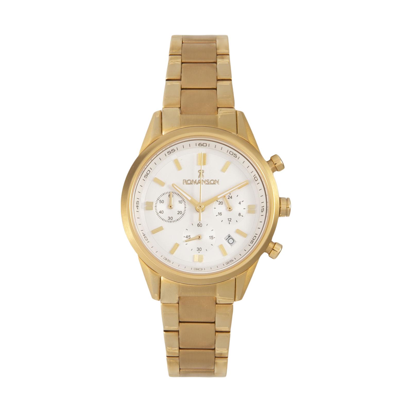 خرید و قیمت                      ساعت مچی  زنانه رومانسون مدل 1122