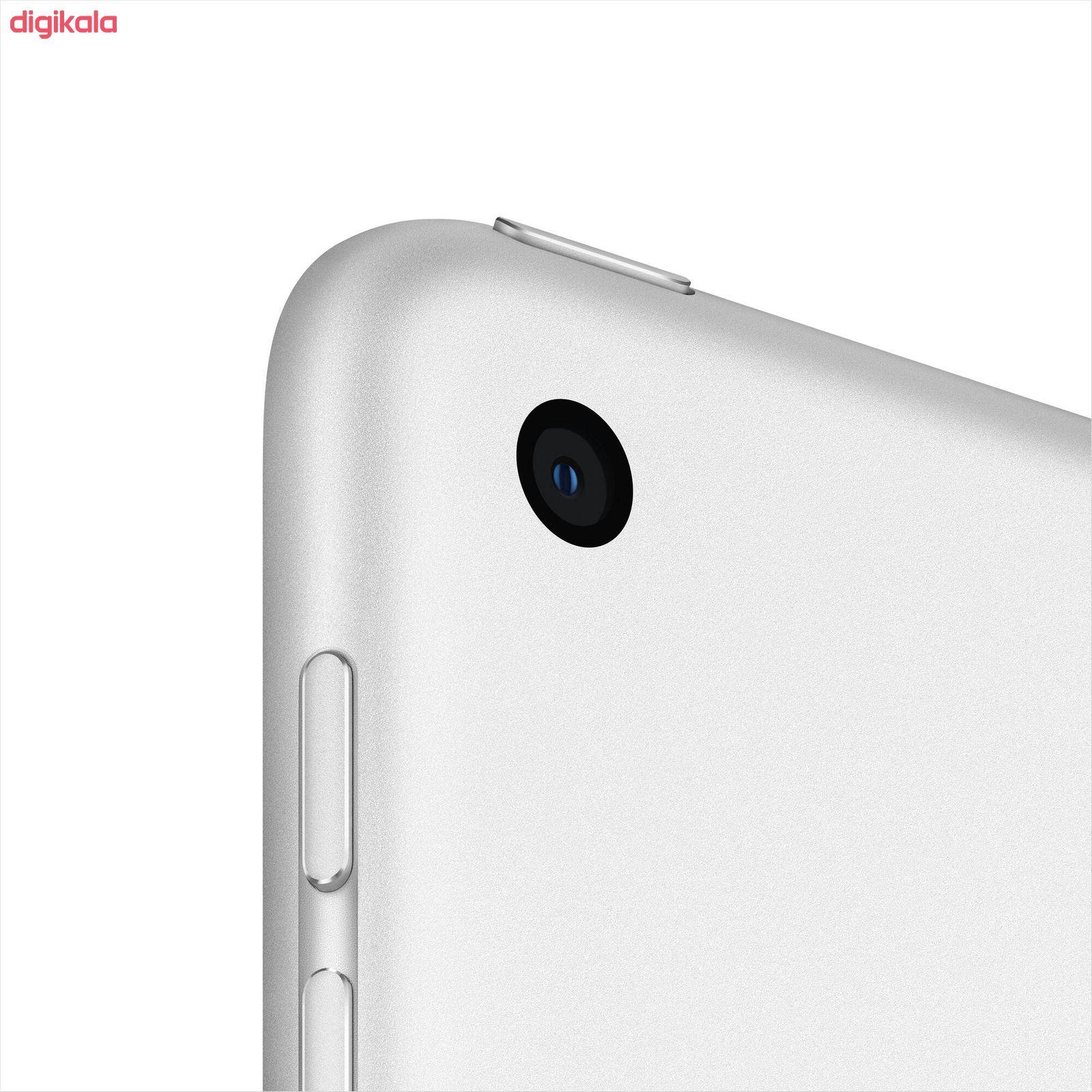 تبلت اپل مدل iPad 10.2 inch 2020 4G/LTE ظرفیت 128 گیگابایت  main 1 8
