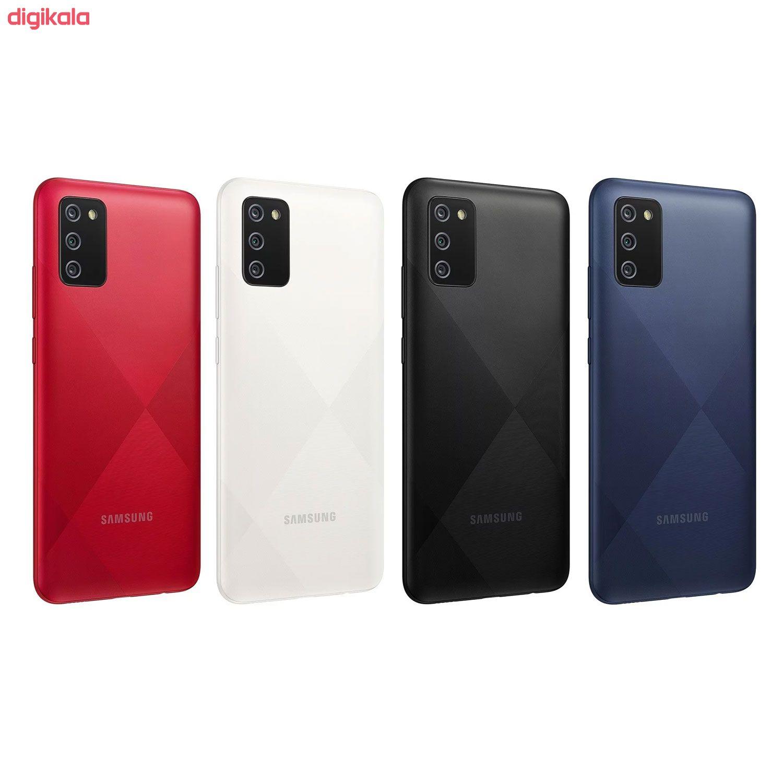 گوشی موبایل سامسونگ مدل Galaxy A02s SM-A025F/DS دو سیم کارت ظرفیت 64 گیگابایت و رم 4 گیگابایت main 1 2