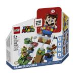 لگو سری Super Mario مدل Adventures with Mario Starter Course 71360