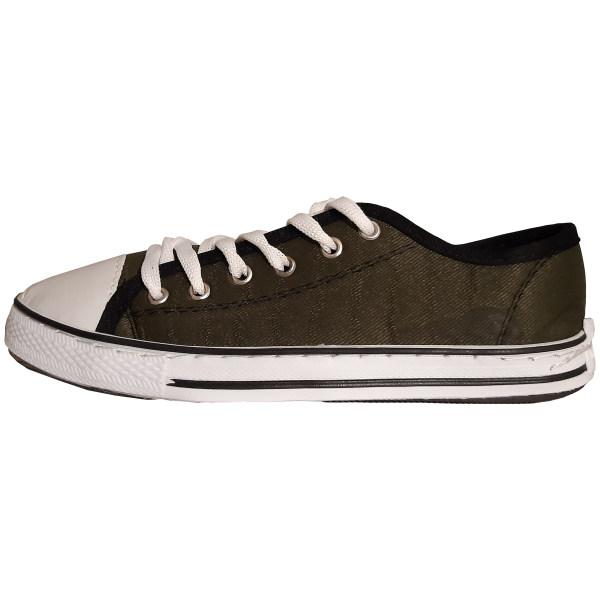 کفش زنانه مدل ستاره سبز کد 1410