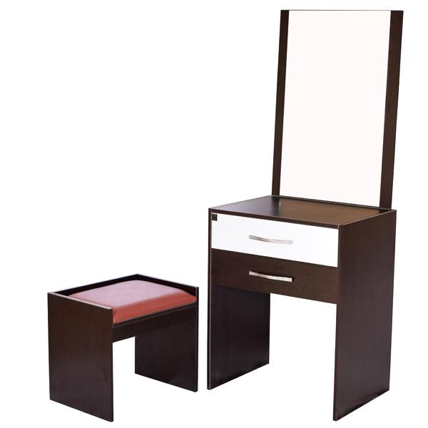میز آرایش و نشیمن لمکده مدل مینا کد03