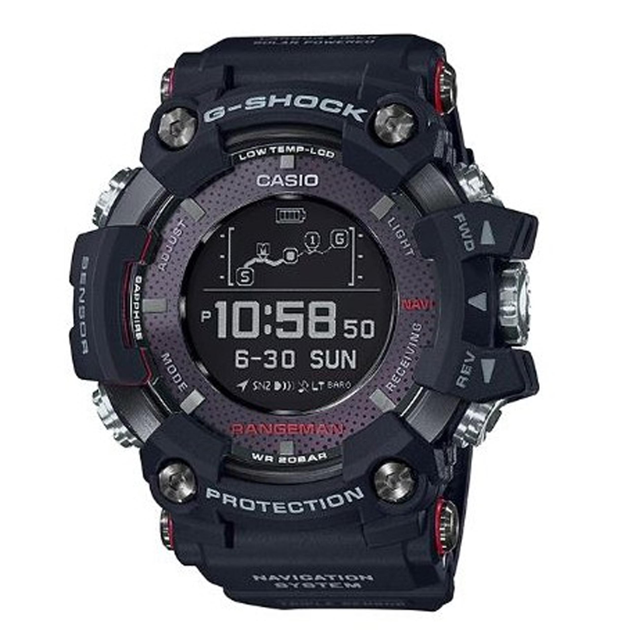 ساعت مچی دیجیتال مردانه کاسیو مدل GPR-B1000-1DR