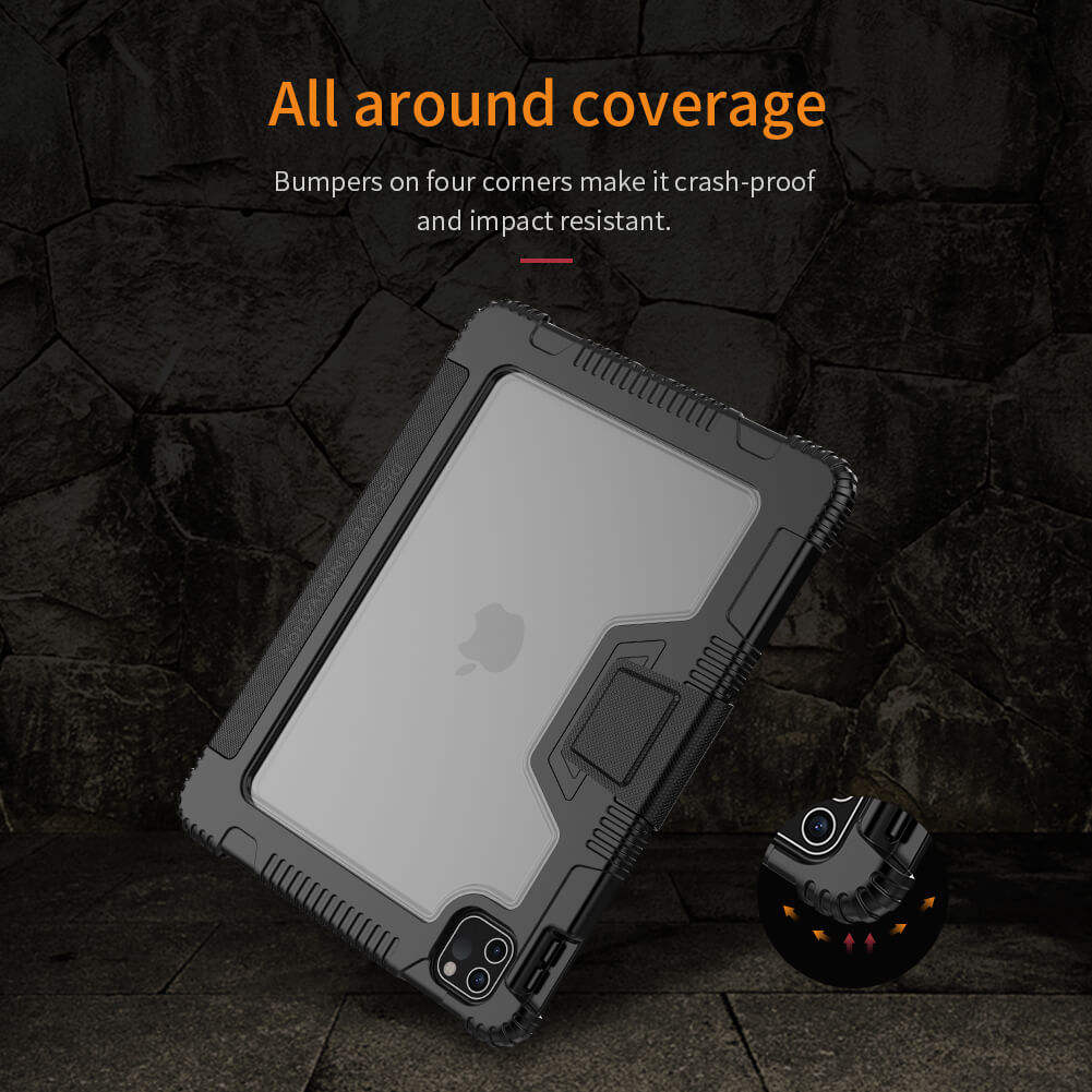 کیف کلاسوری نیلکین مدل  PAD CASE مناسب برای تبلت اپل IPad Pro 11 2020 thumb 2 2