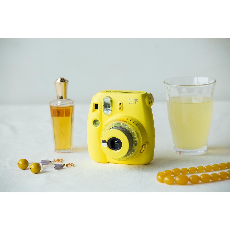 دوربین عکاسی چاپ سریع فوجی فیلم مدل Instax Mini 9 Clear main 1 33