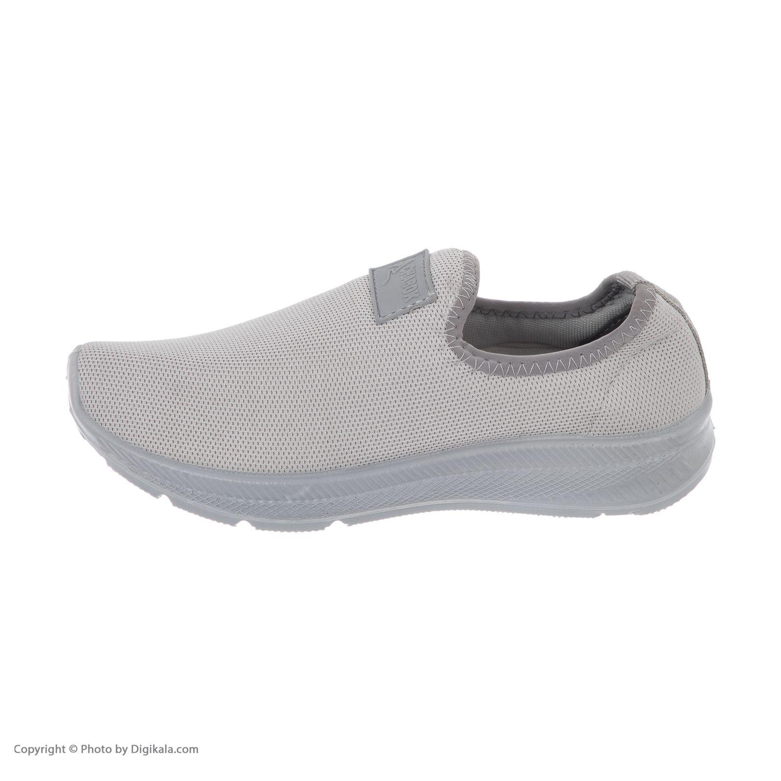 کفش راحتی چابک مدل رامش رنگ طوسی -  - 3