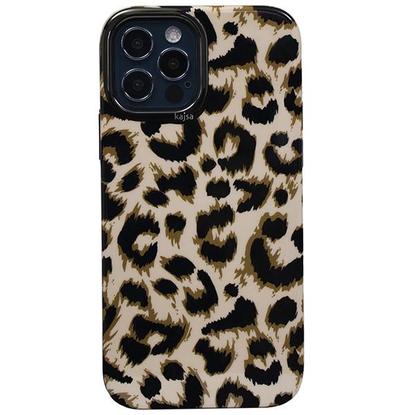 کاور کاجسا مدل Leopard مناسب برای گوشی موبایل اپل IPhone 12 Pro