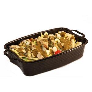 سالاد پستو با مرغ مزبار - 550 گرم