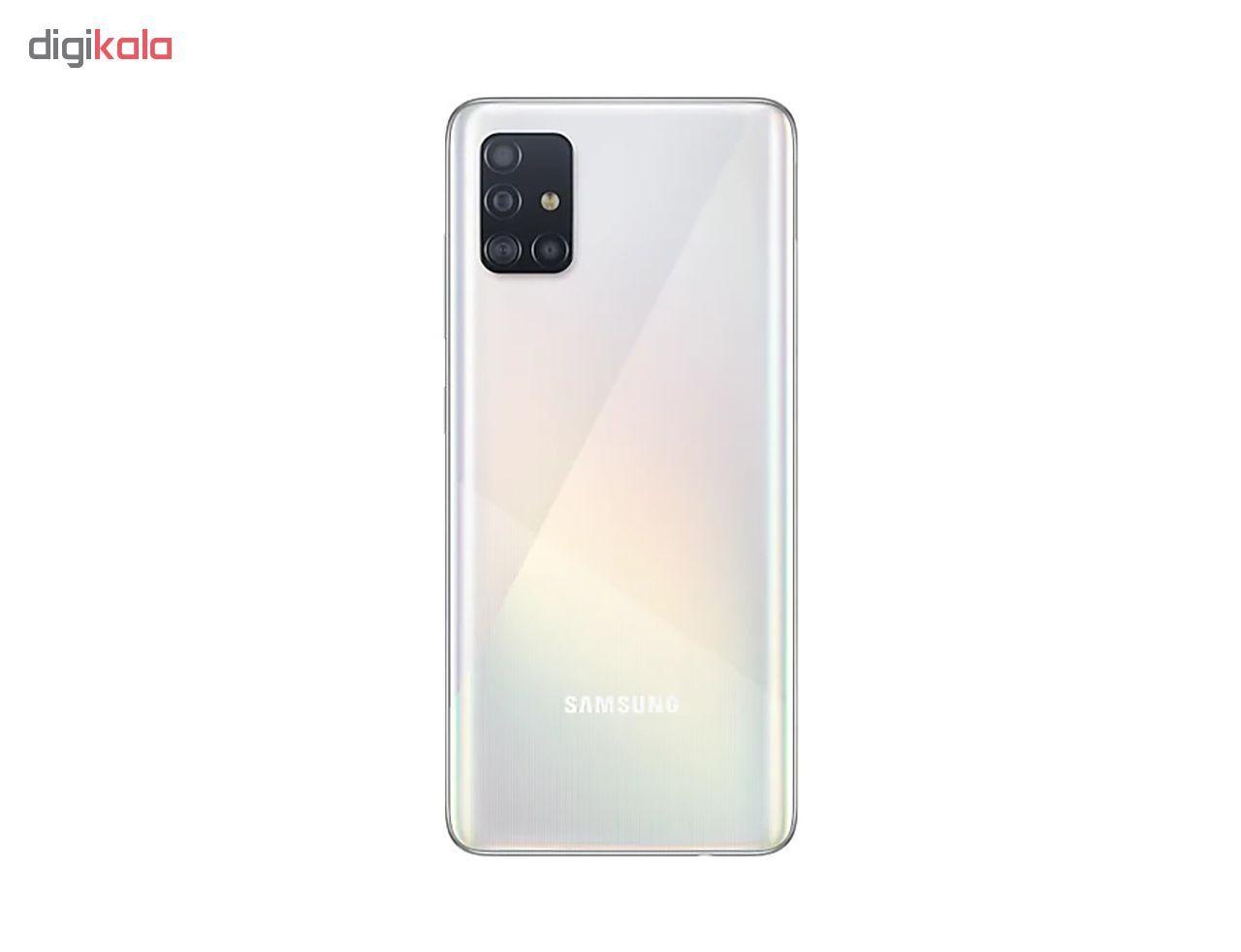 گوشی موبایل سامسونگ مدل Galaxy A51 SM-A515F/DSN دو سیم کارت ظرفیت 128گیگابایت main 1 18