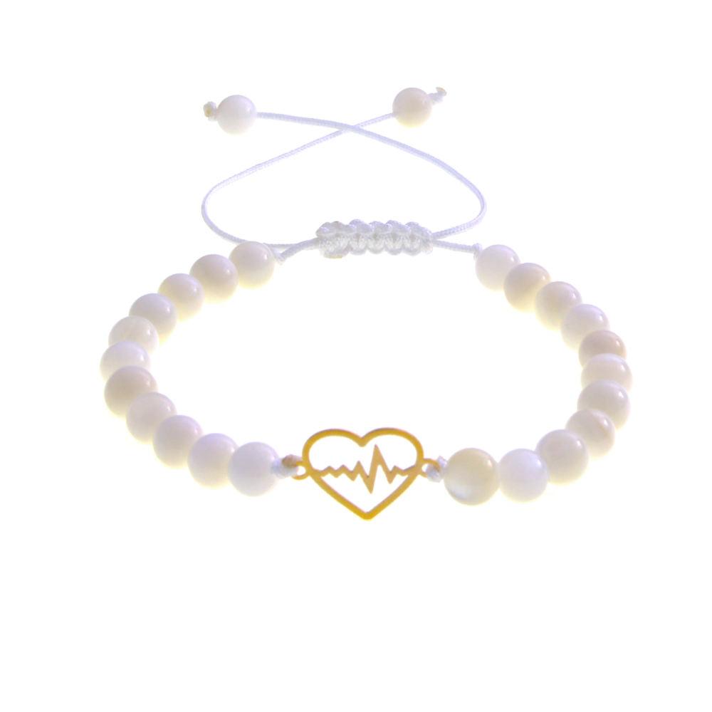 تصویر دستبند طلا ۱۸ عیار زنانه مدل 67041