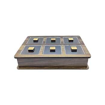 جعبه پذیرایی مدل وودلند کد 1047