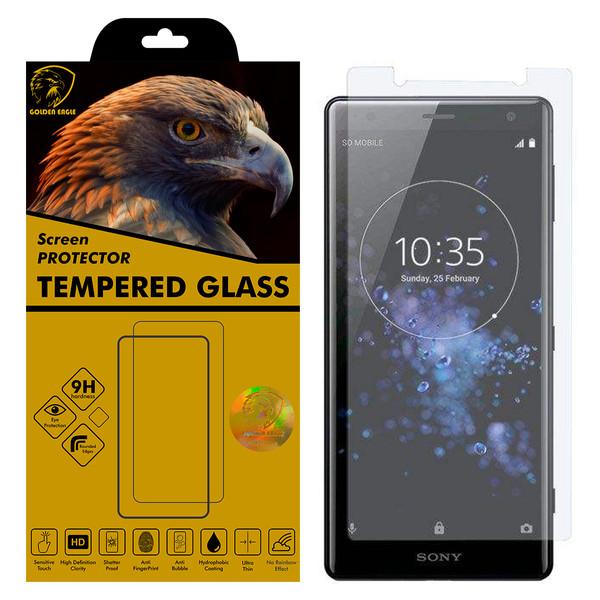 محافظ صفحه نمایش گلدن ایگل مدل GLC-X1 مناسب برای گوشی موبایل سونی Xperia XZ2