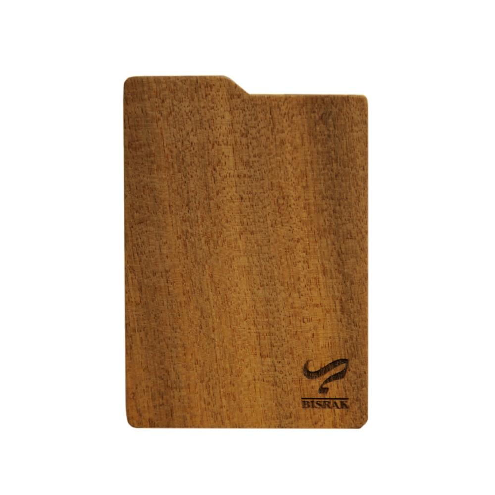 جاکارتی چوبی چرم بیسراک مدل J.Kti-903