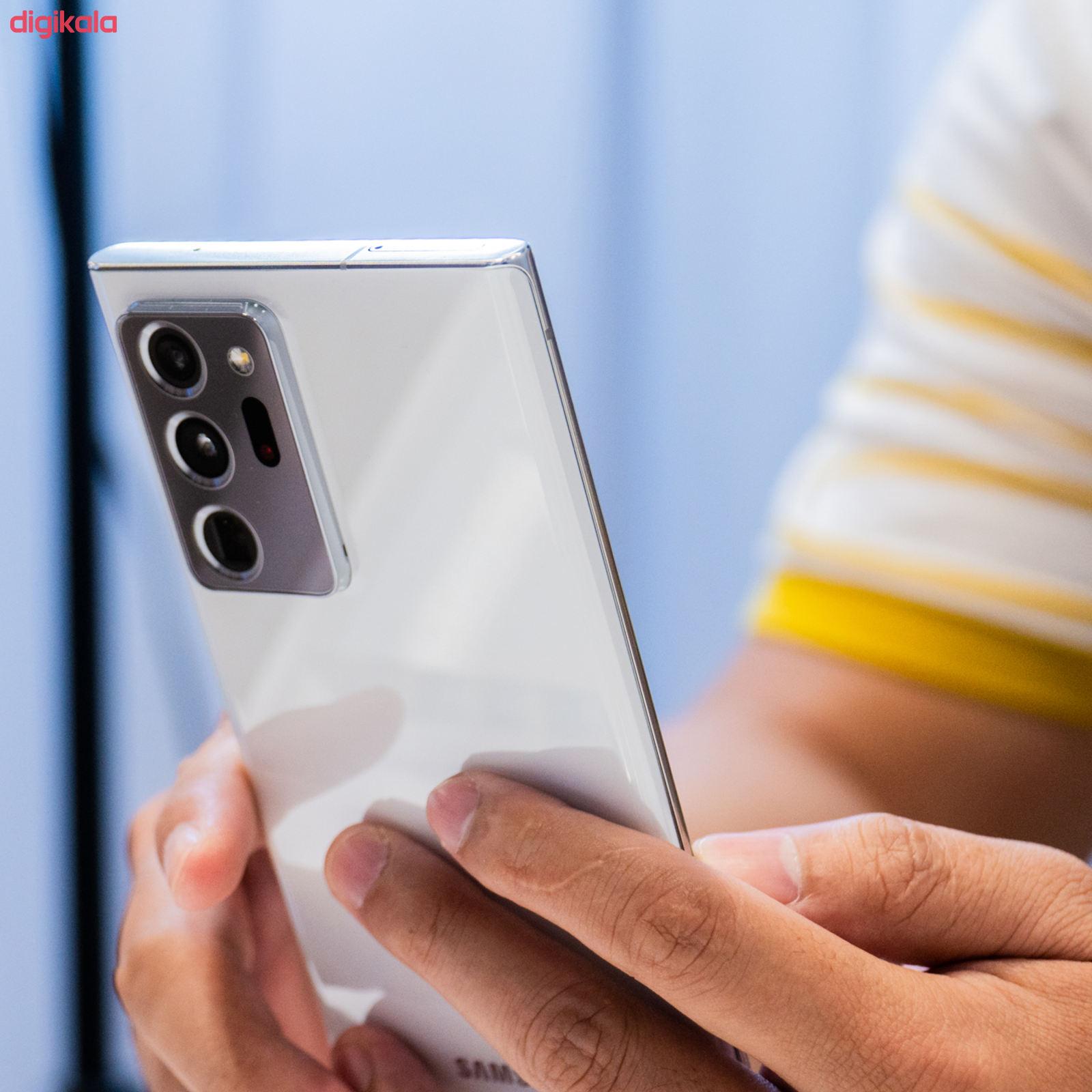 گوشی موبایل سامسونگ مدل Galaxy Note20 Ultra SM-N985F/DS دو سیم کارت ظرفیت 256 گیگابایت  main 1 18