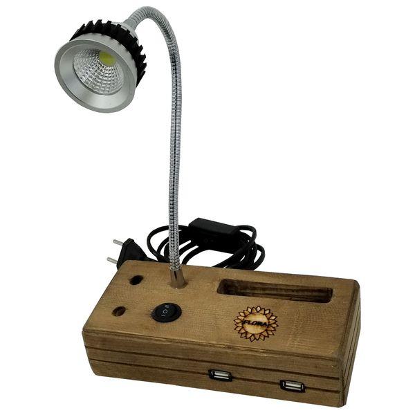چراغ مطالعه مدل فلورا کد F480 432