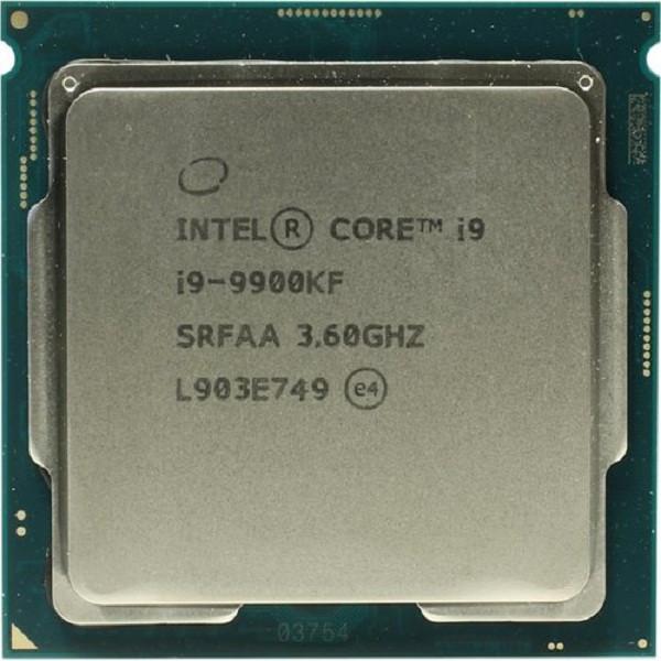 پردازنده مرکزی اینتل سری Coffee Lake مدل i9-9900KF